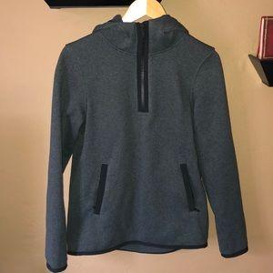 Lululemon half Zip hoodie sweater